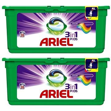 Ariel Color gelové kapsle 56 ks