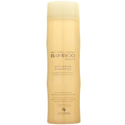 Fotografie Alterna Bamboo Smooth vyhlazující šampon proti krepatění vlasů 1000 ml