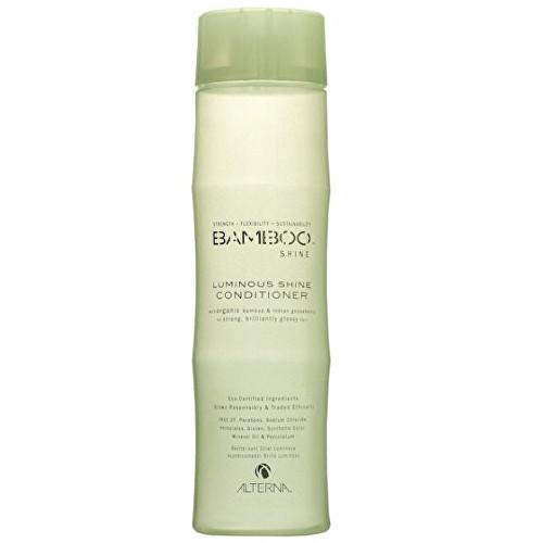 Fotografie Alterna Bamboo Shine kondicionér pro lesk vlasů 1000 ml