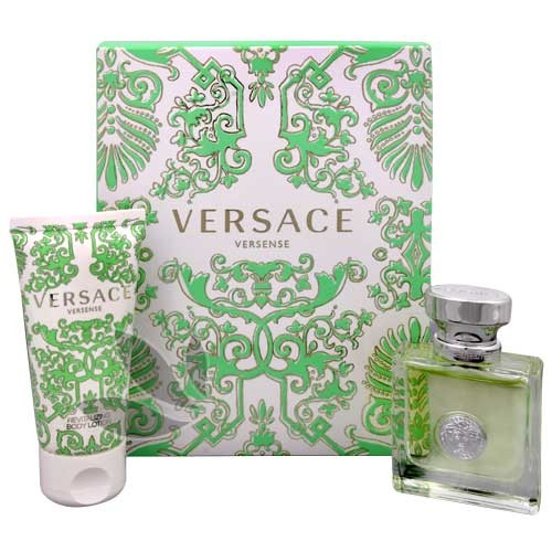 Versace Versense EDT + tělové mléko 30 ml + 50 ml