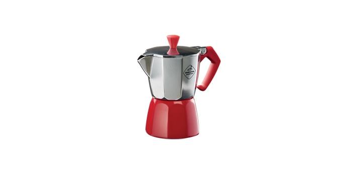 Tescoma PALOMA Colore kávovar 3 šálky, červená