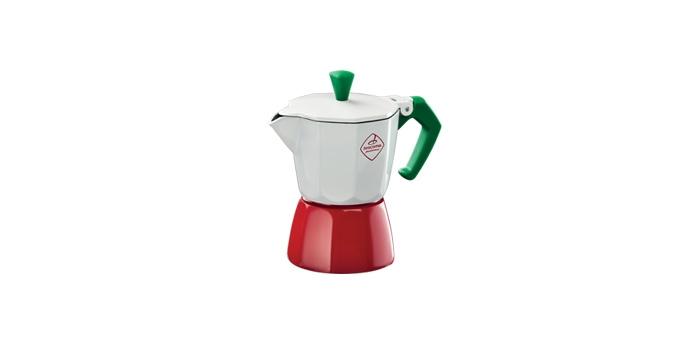 Tescoma PALOMA Tricolore kávovar 1 šálek