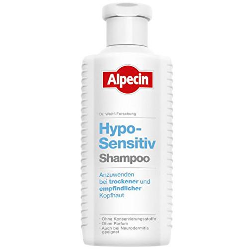 Fotografie Šampon pro suchou a velmi citlivou pokožku (Hyposensitiv Shampoo) 250 ml