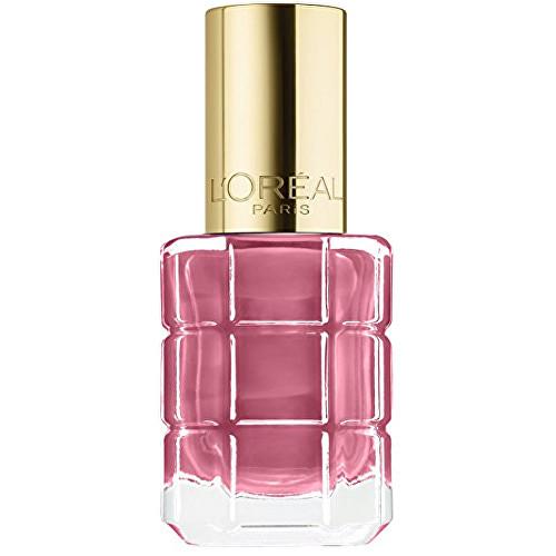Fotografie L'Oréal Paris Color Riche L'Huile lak na nehty 222 Jardin des Roses, 13,5 ml
