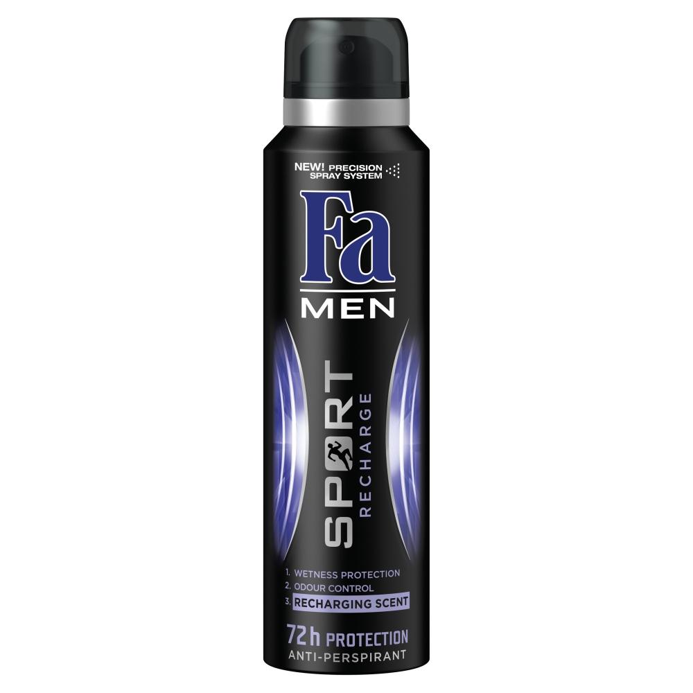 Fa Men Sport Recharge antiperspirant 150 ml