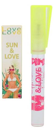 Fotografie Love Love Sun & Love EDT v peru 8 ml