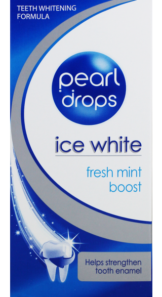 Pearl Drops Ice White zubní pasta 50 ml