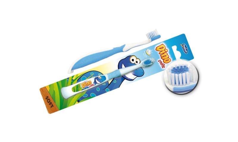 DINO M48 dětský zubní kartáček měkký