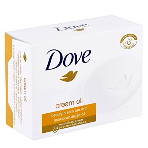 Dove krémová tableta na mytí arganový olej 100 g