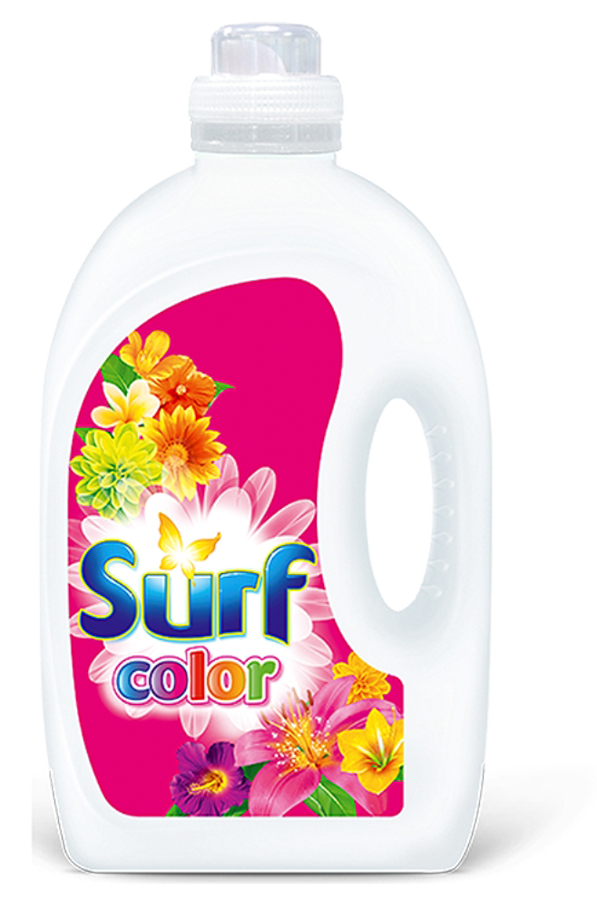 Surf Color Tropical prací gel Tropical Lily & Ylang Ylang, 70 praní 4,9 l