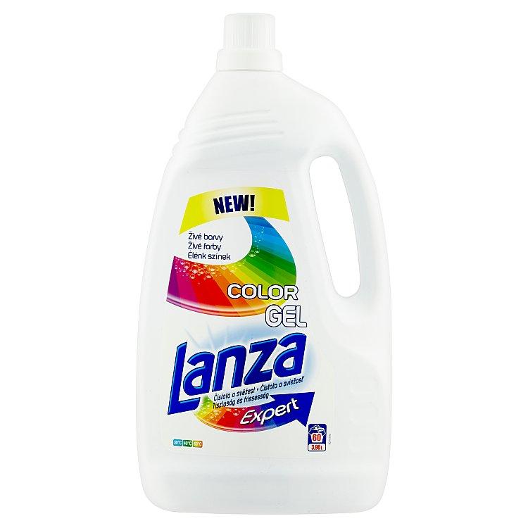 Lanza Expert Color prací gel, 60 praní 3,96 l
