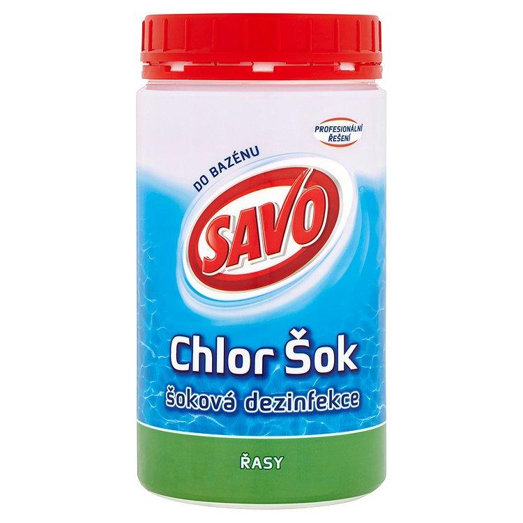 Savo Chlor Šok 0,9 kg