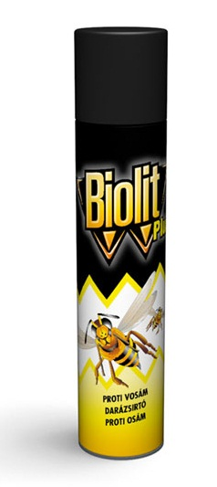 Biolit Plus 007 proti vosám 400 ml
