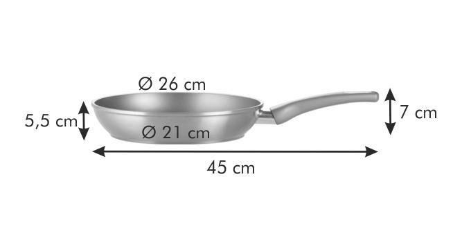 Tescoma pánev AMBER průměr 26 cm