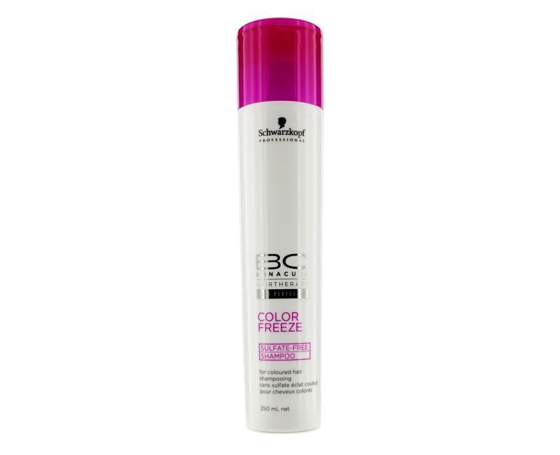 Schwarzkopf Professional Color Freeze bezsulfátový šampon pro zachování barvy 1000 ml