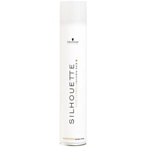 Fotografie Schwarzkopf Professional Silhouette flexibilní vlasový sprej 500 ml