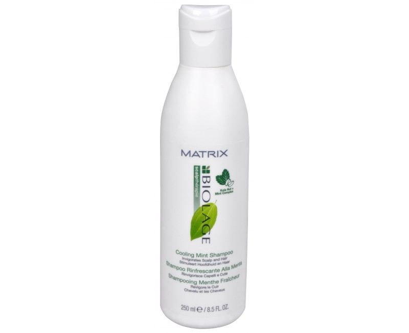 Fotografie Matrix Biolage Scalpthérapie čisticí šampon pro normální až mastné vlasy 250 ml