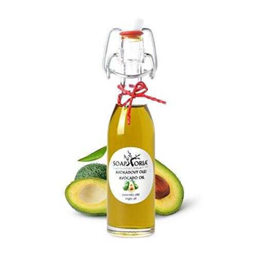 Soaphoria organický kosmetický olej Avokádový 50 ml