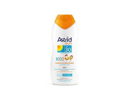 Astrid Sun Kids mléko na opalování OF 30 200 ml