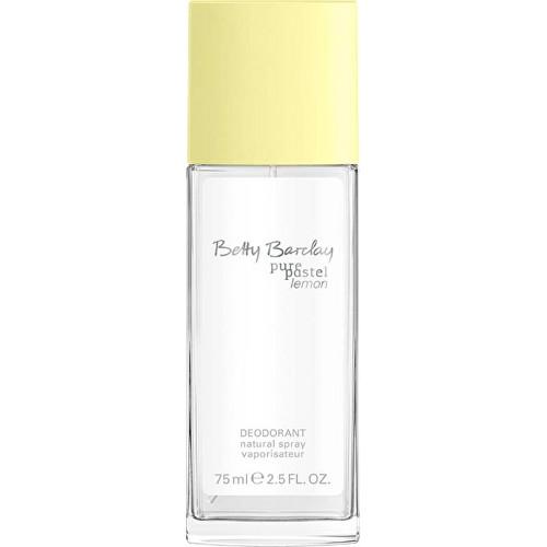 Fotografie Betty Barclay Pure Pastel Lemon - deodorant s rozprašovačem