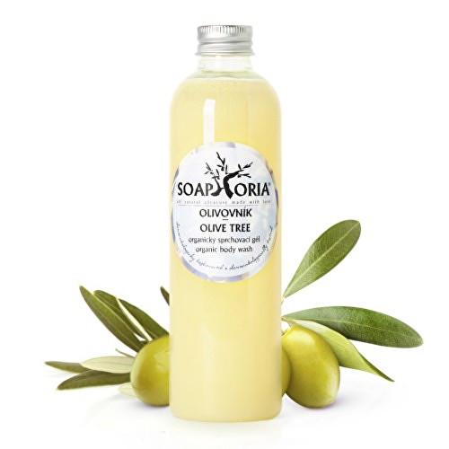 Soaphoria organický sprchový gel Olivovník 250 ml