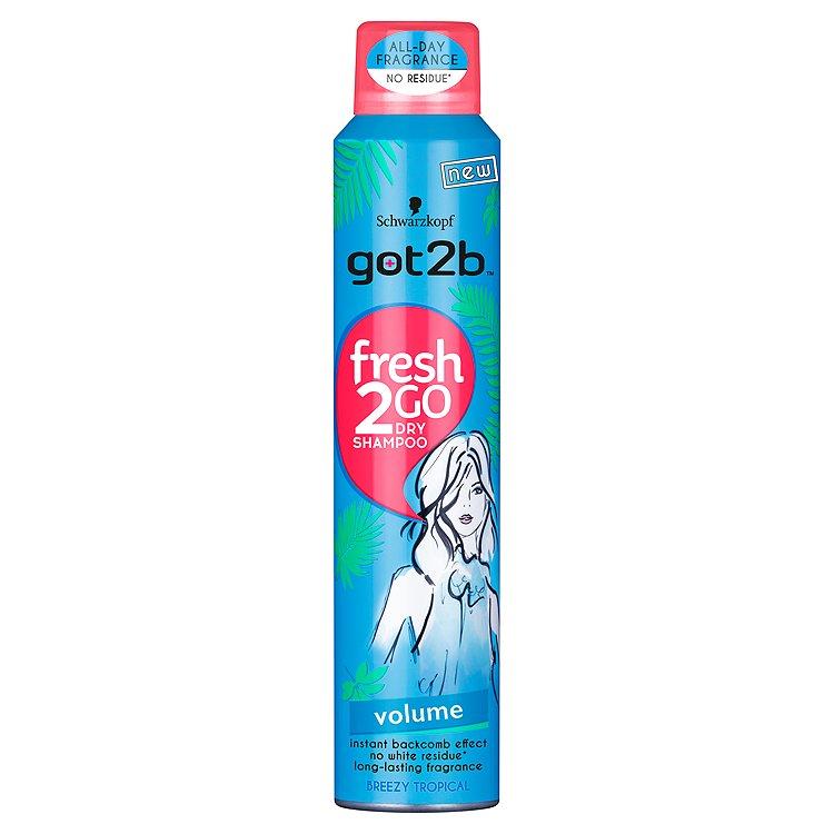 got2b Fresh it Up suchý šampon pro objem 200 ml