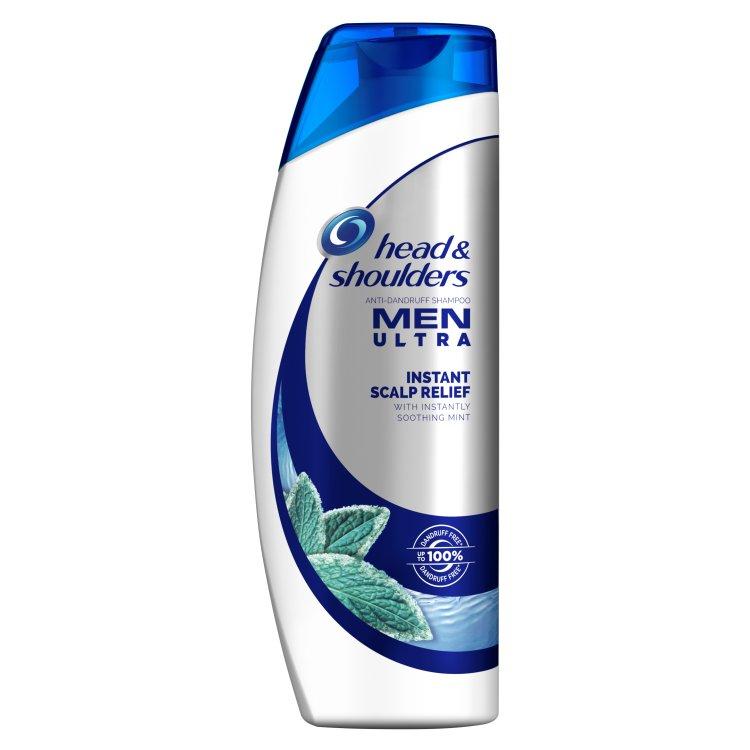 Head & Shoulders Ultra Instant Scalp Relieff šampon proti lupům 360 ml