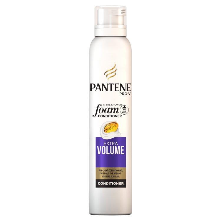 Pantene Pro-V Sheer Volume pěnový balzám pro jemné zplihlé vlasy 180 ml