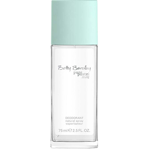 Betty Barclay Pure Pastel Mint deodorant s rozprašovačem 75 ml