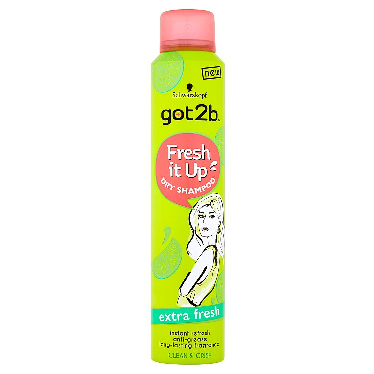 got2b Fresh it Up suchý šampon 200 ml