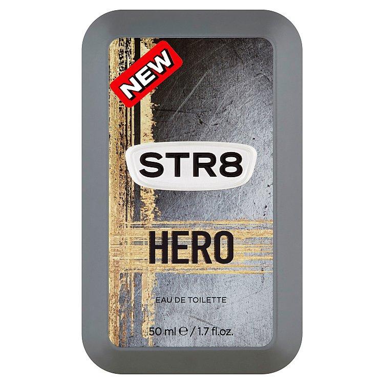 STR8 Hero toaletní voda 50 ml