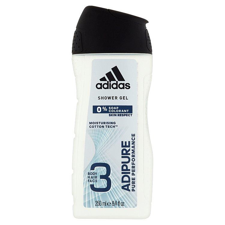 Adidas Adipure sprchový gel 250 ml
