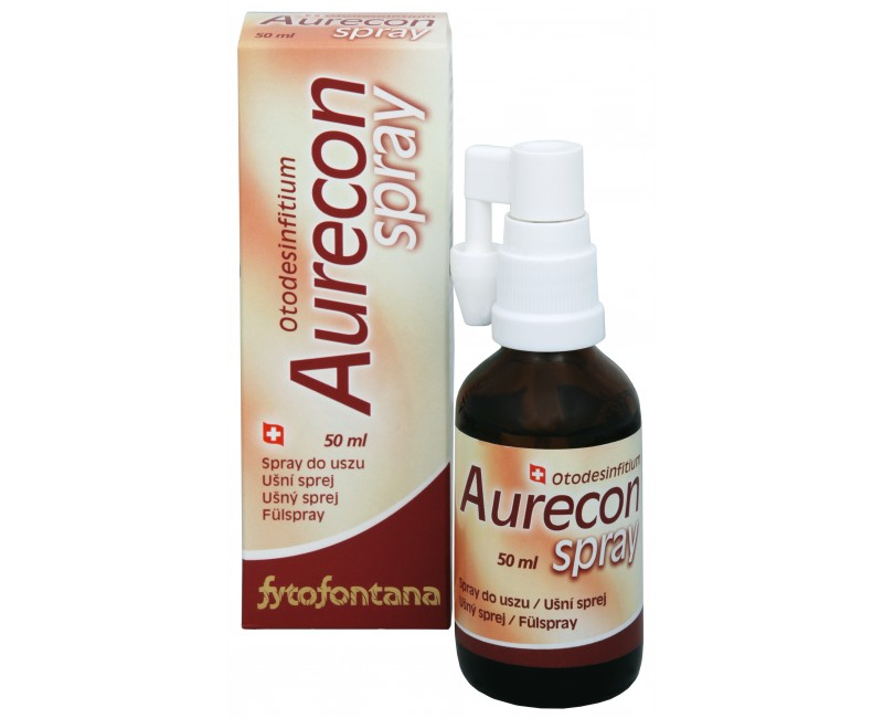 Fotografie Aurecon spray 50 ml