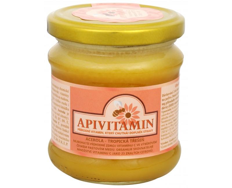 Fotografie Grulich Apivitamin vitamíny 250 g