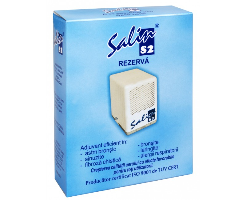 Fotografie Náhradní solný filtr do přístroje Salin S2