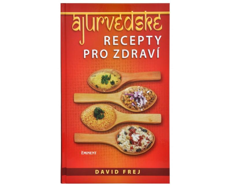 Fotografie Ájurvédské recepty pro zdraví (MUDr. David Frej)