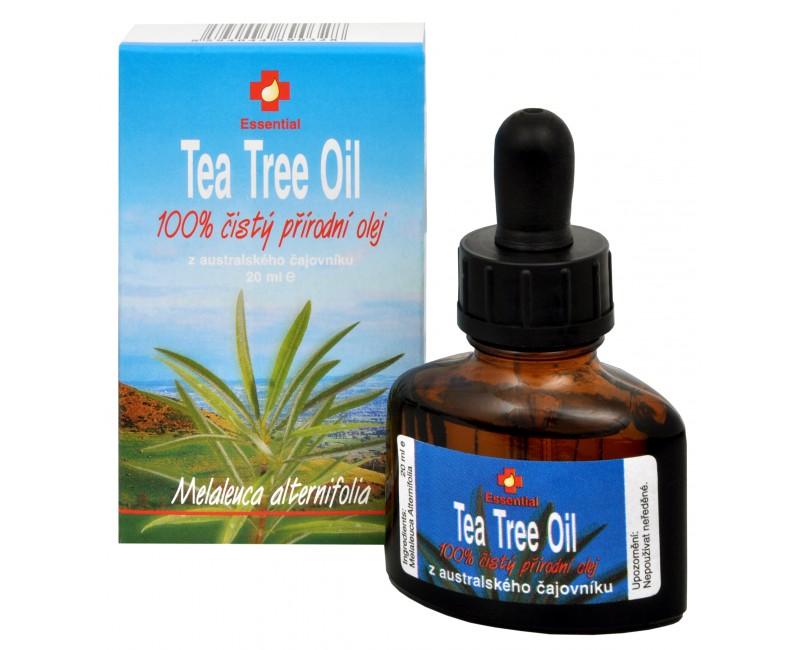 Fotografie Tea Tree Oil (Melaleuca alternifolia) 20 ml