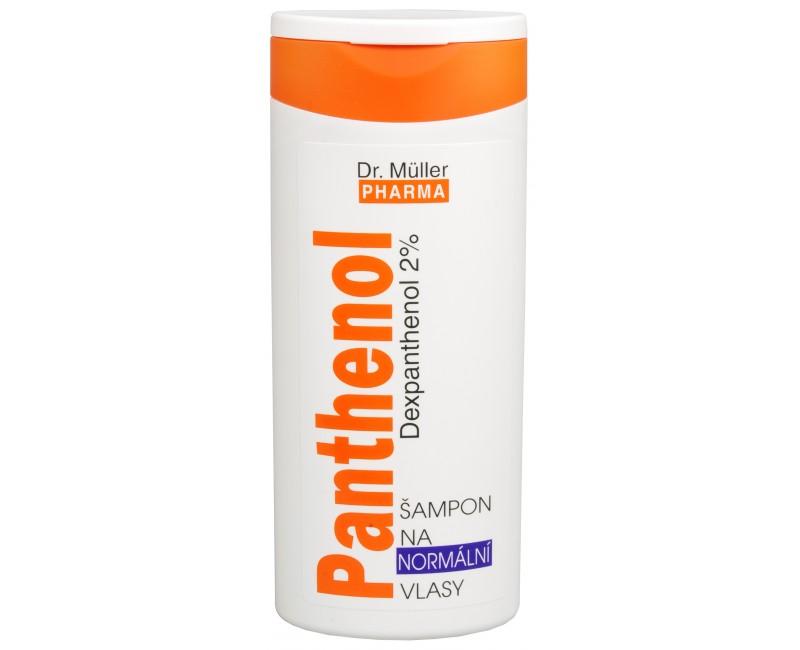 Fotografie Panthenol šampon pro normální vlasy 250 ml