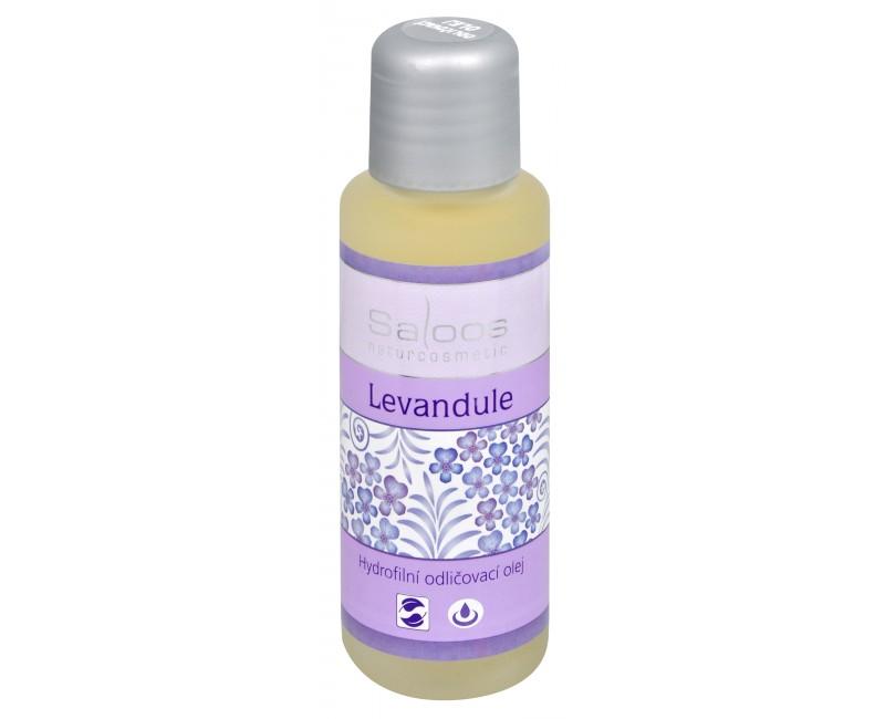 Fotografie Hydrofilní odličovací olej - Levandule 50 ml