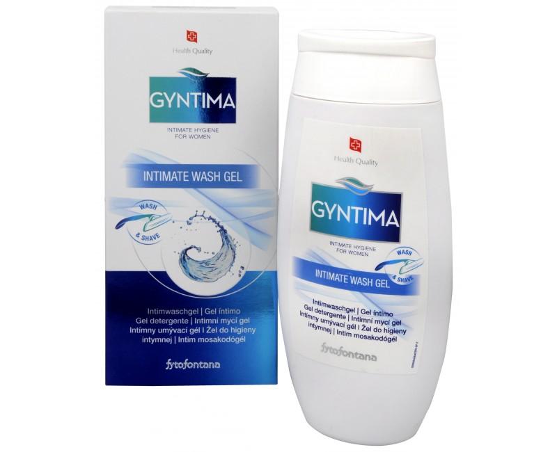 Fotografie Gyntima mycí gel 200 ml