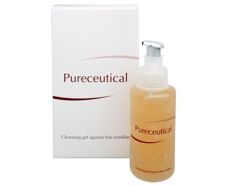 Fotografie Pureceutical - čistící gel proti jemným vráskám 125 ml