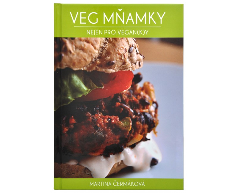 Fotografie Veg mňamky nejen pro vegan(k)y (Martina Čermáková)