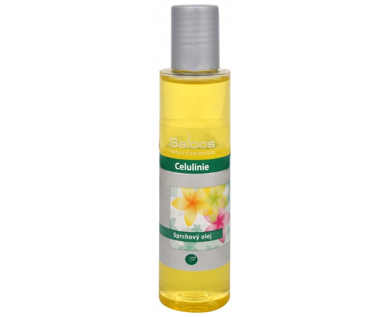 Sprchový olej - Celulinie 125 ml