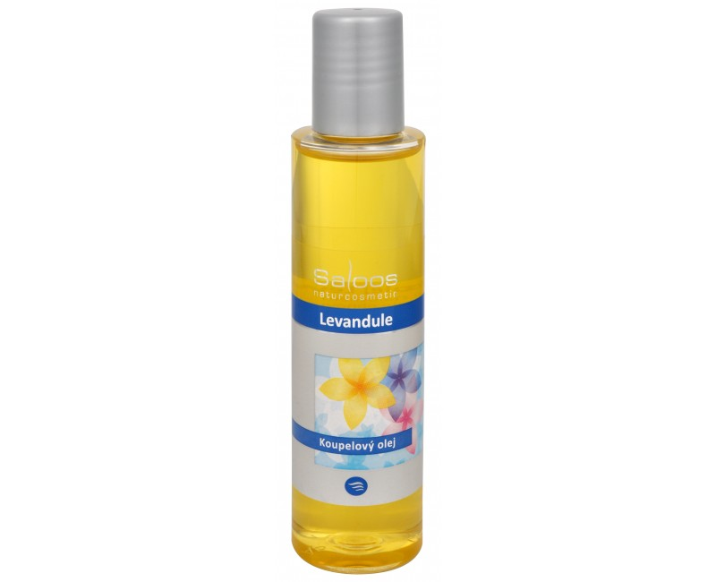 Fotografie Koupelový olej - Levandule 125 ml