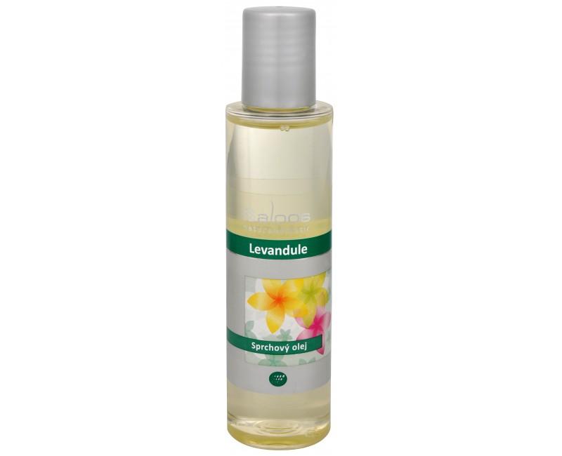 Sprchový olej - Levandule 125 ml