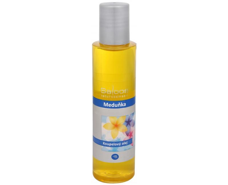 Koupelový olej - Meduňka 125 ml