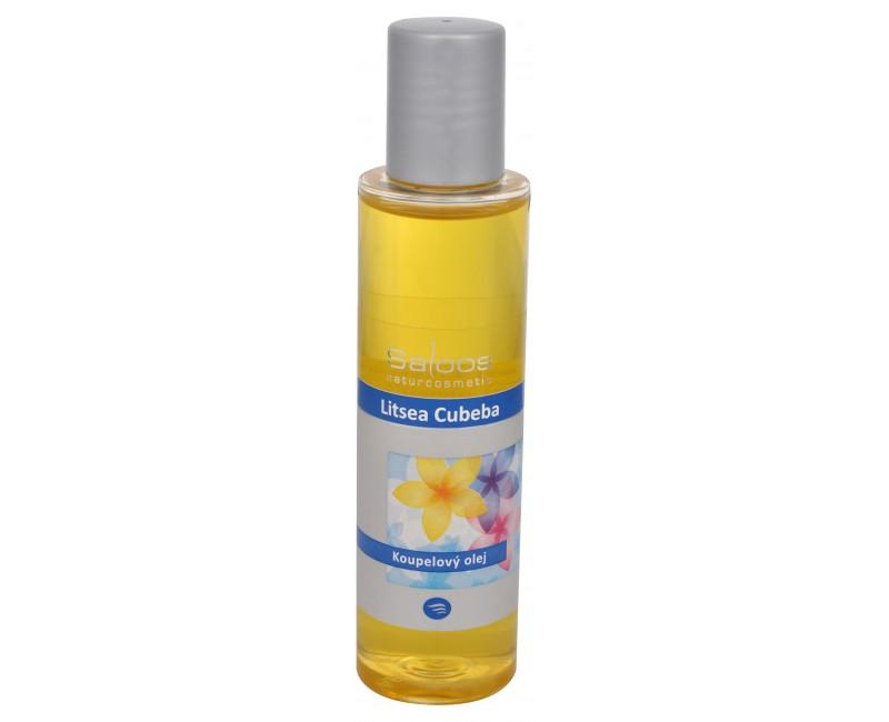 Koupelový olej - Litsea cubeba 125 ml