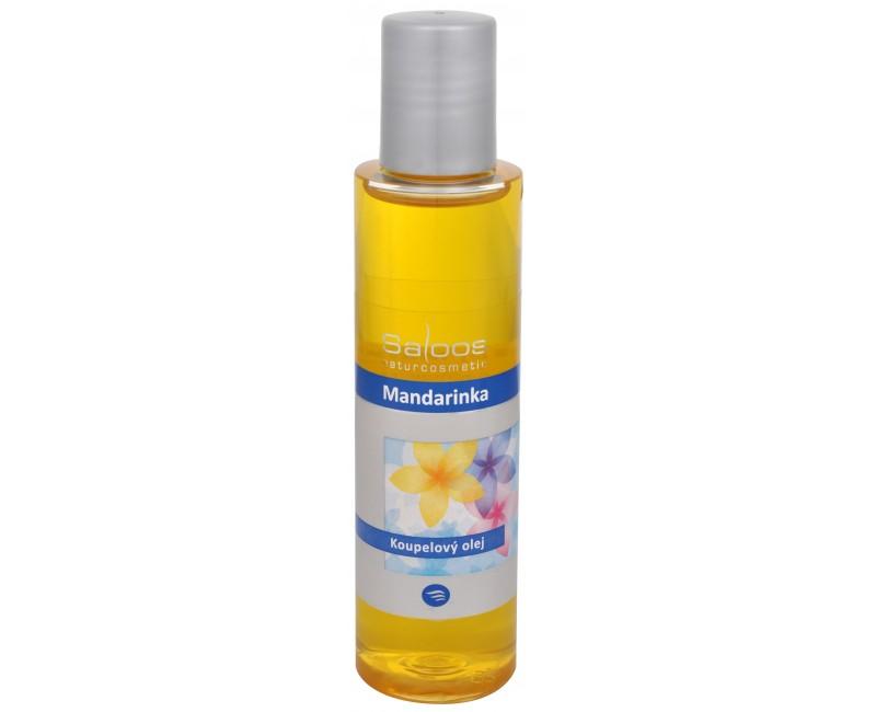 Fotografie Koupelový olej - Mandarinka 125 ml
