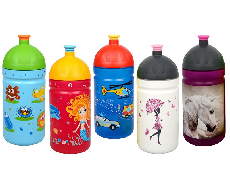 Zdravá lahev 0,5 l Déčko svět