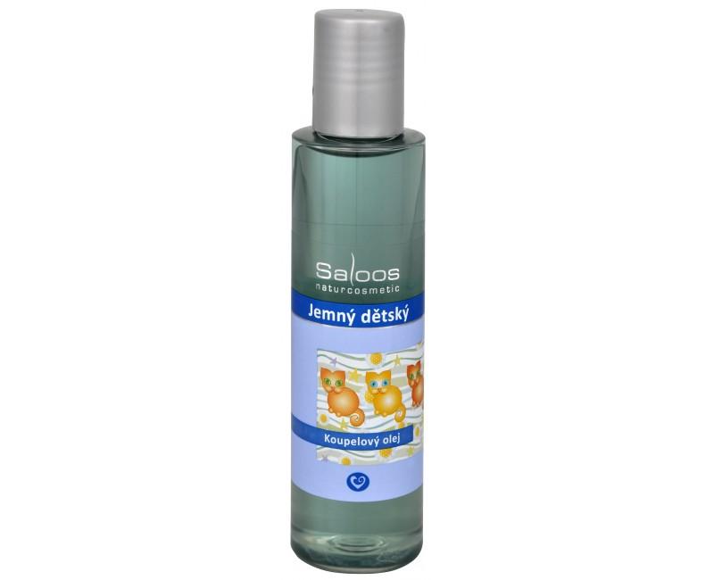 Koupelový olej - Jemný dětský 125 ml